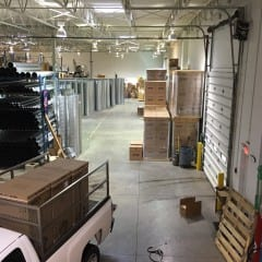 Air Control Products Warehouse
